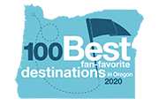 100 Best Fan-Favorite Destinations