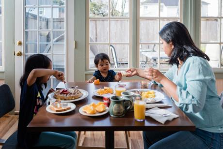 Gilbert Inn - Breakfast